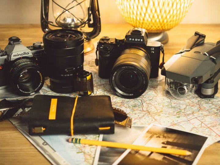 10 Werkzeuge Fotograf Arbeitsalltag