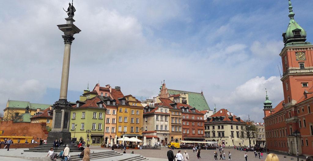 Die Altstadt ist das Herzstück der polnischen Metropole.
