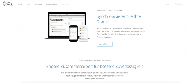 Social Business Software