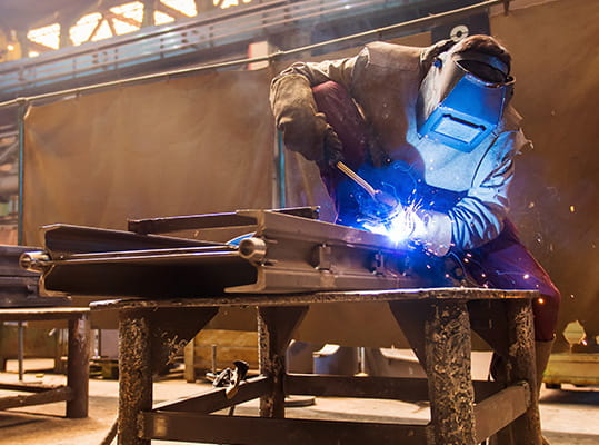 Buchhaltung für metallverarbeitende Betriebe