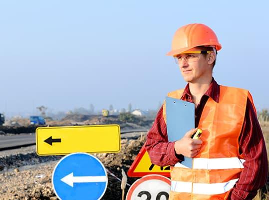 Buchhaltung für den Straßenbau