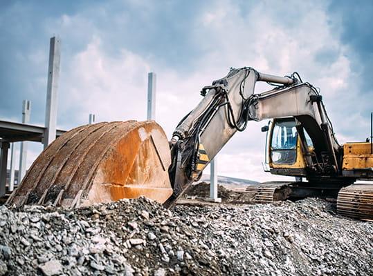 Buchhaltung für Abrissunternehmen im Bauwesen