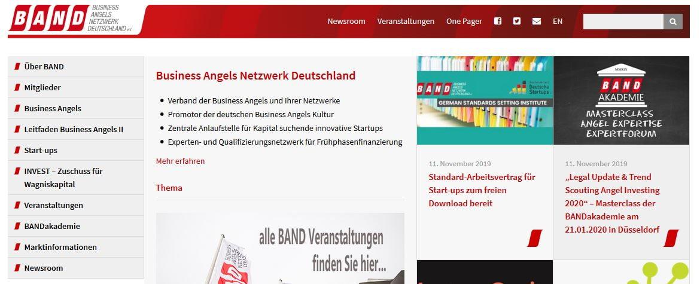 Business Angel Netzwerk