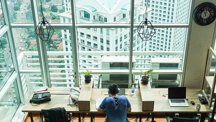Coworking Spaces als Optimallösung bei dezentralem Arbeiten