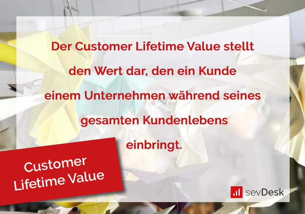 Customer Lifetime Value Definition
