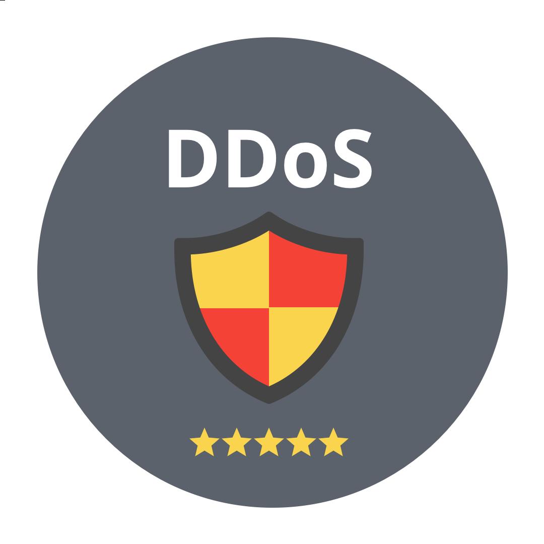 sevDesk DDoS gesichert