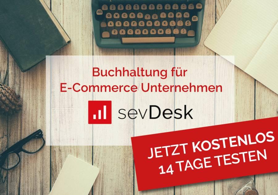 E-Commerce-Buchhaltung