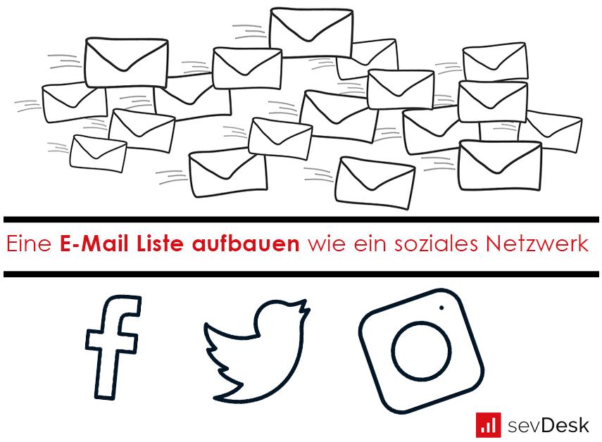 E-Mail-Liste.