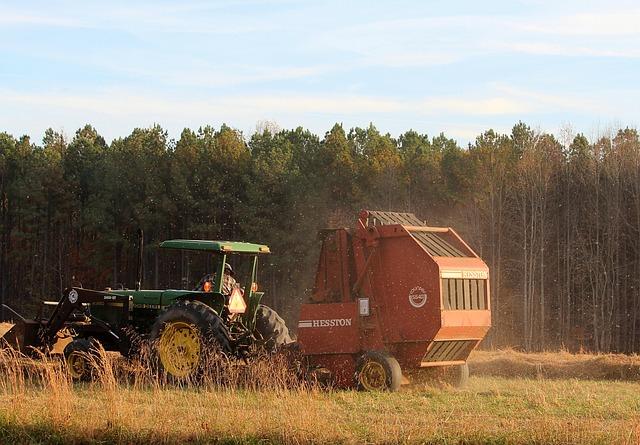 Land- und Forstwirtschaftliche Berufe