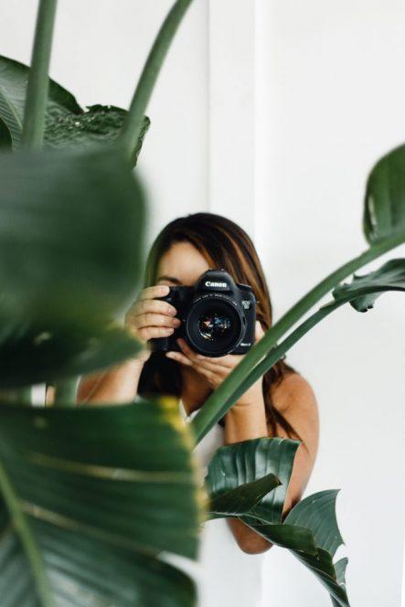 Fotografieren als Blogger