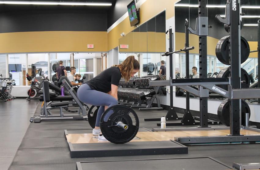 Franchise Beispiel Fitness Studio