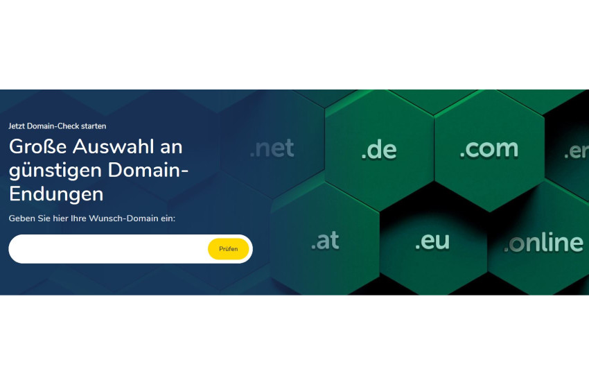 Domain bei Host Europe