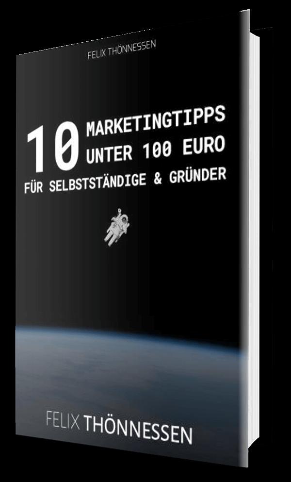 Marketingtipps Felix Thönnessen