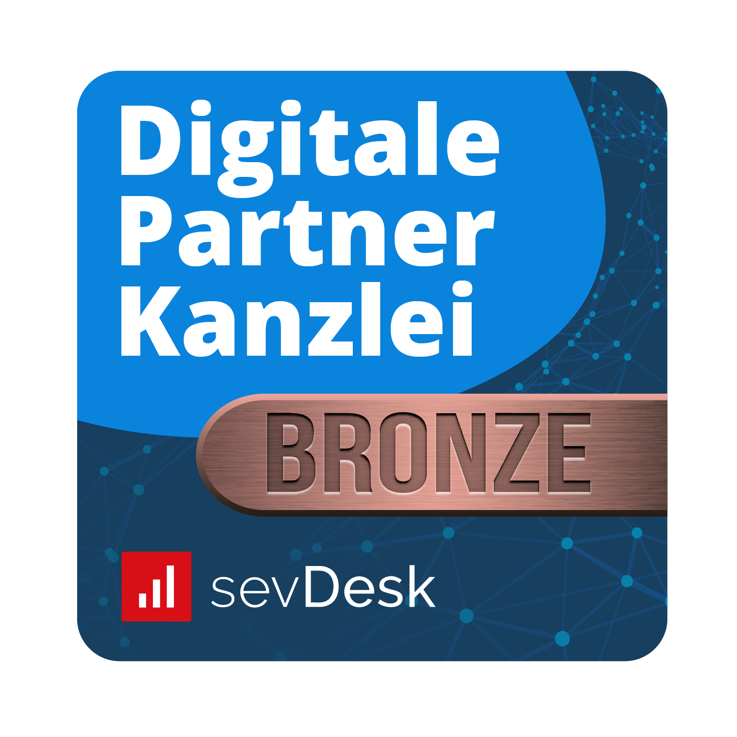 Partnerlabel Bronze