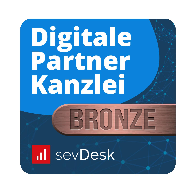 Partnerlabel Bronze