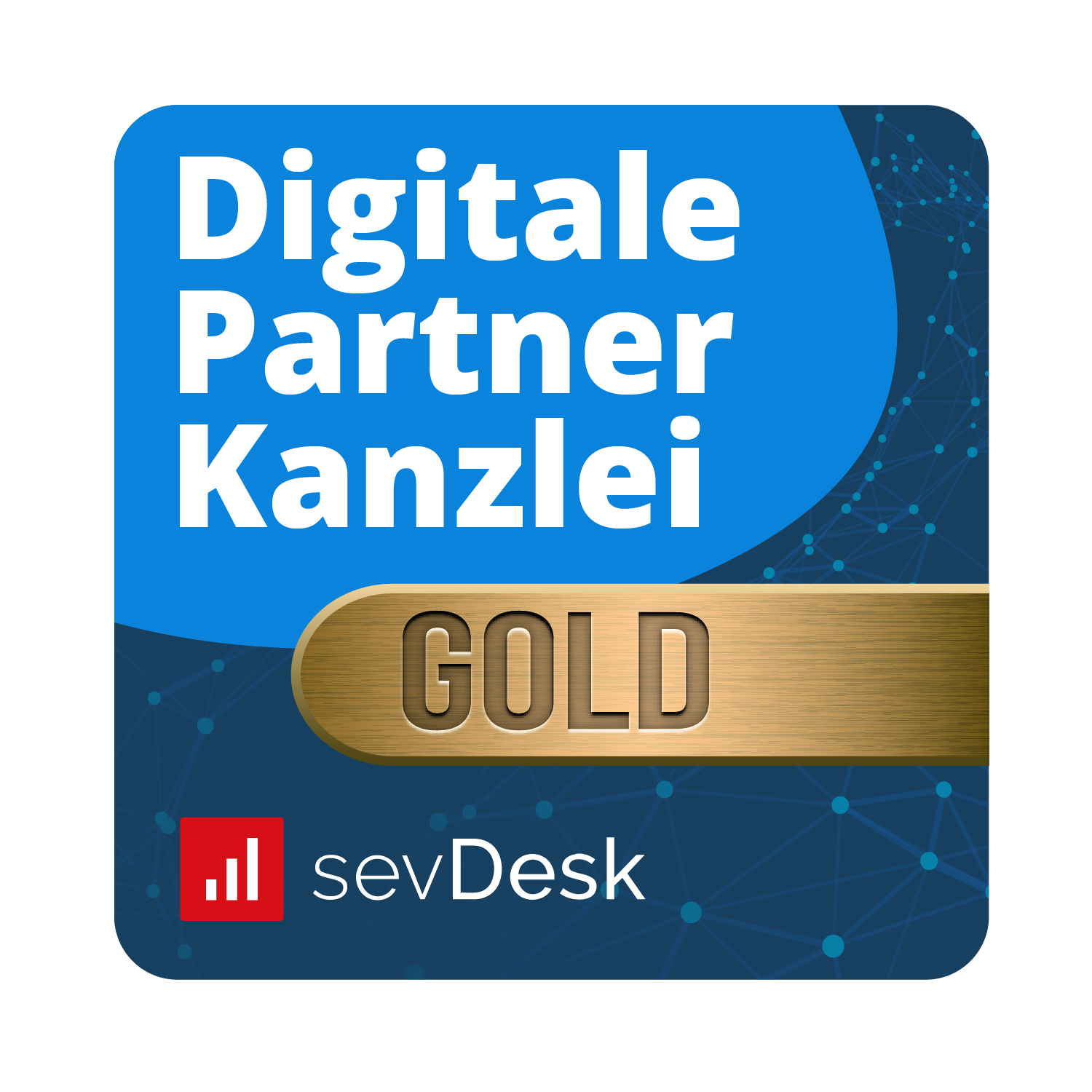 Partnerlabel Gold