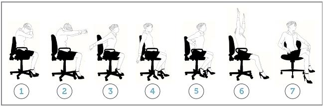 Mit dieser Übung entspannst du deinen Rücken