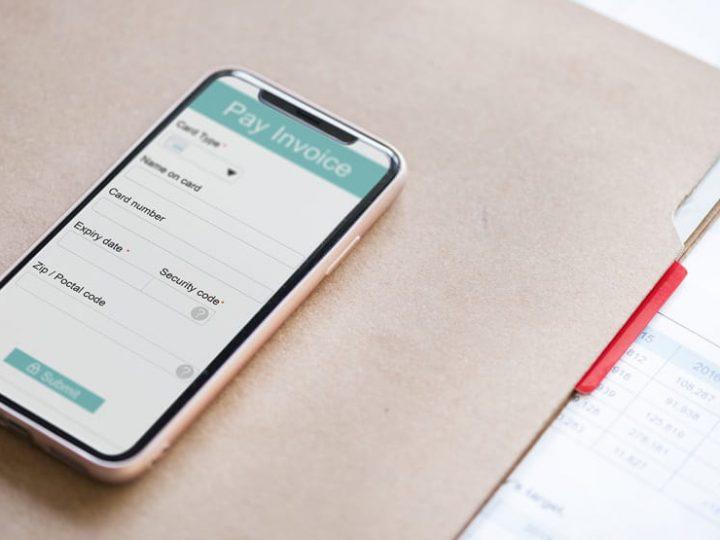 Rechnungen digitalisieren