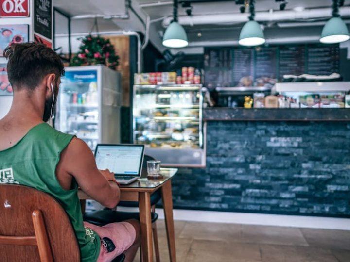 Reiseziele für digitale Nomaden