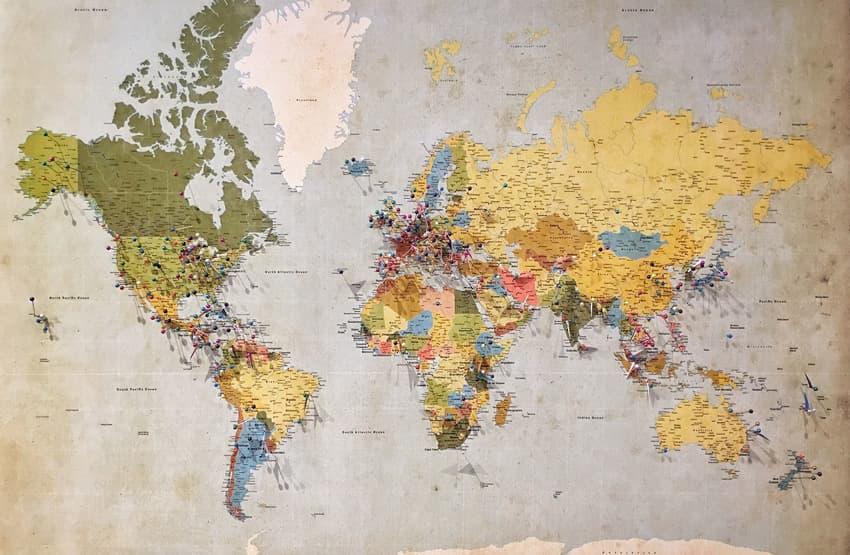 beliebte Reiseziele für digitale Nomaden