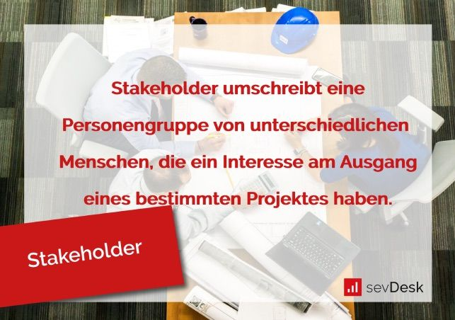 Definition Stakeholder