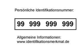 Persönliche Identifikationsnummer