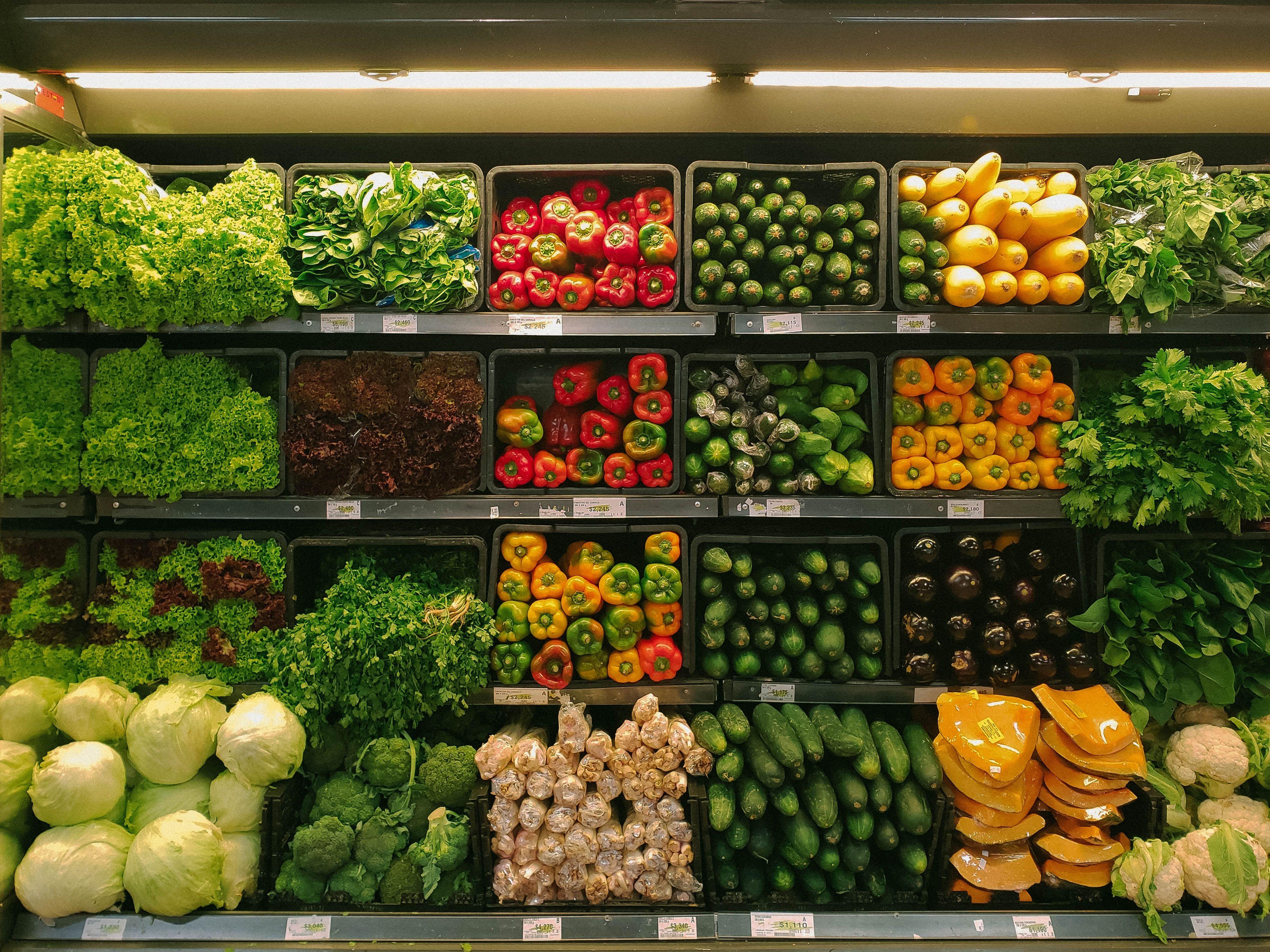 Supermarkt eröffnen