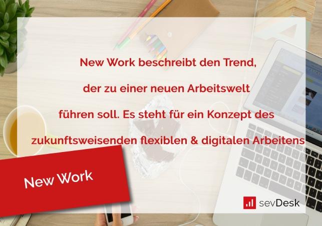 definition new work