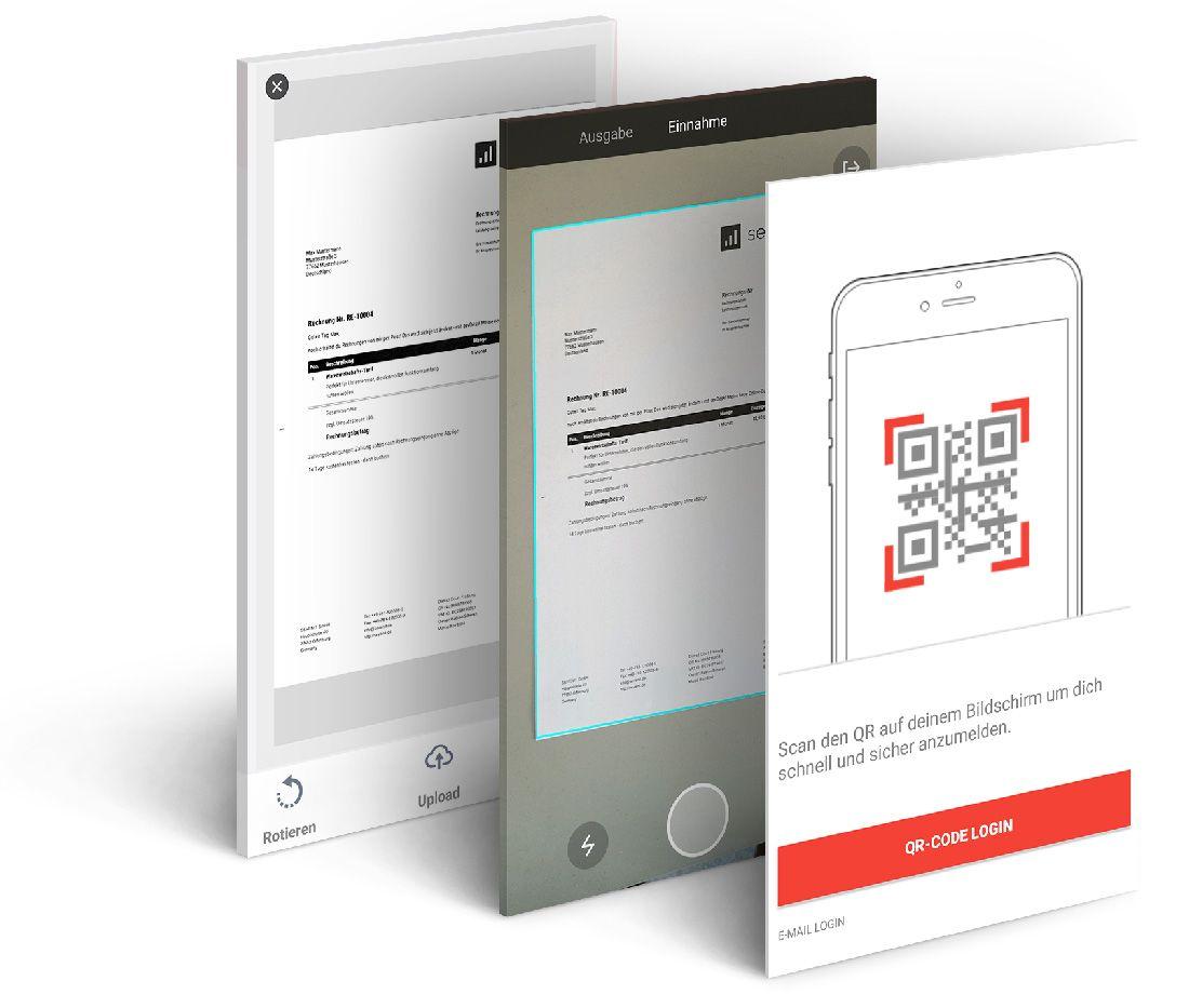 sevScan Android App sevDesk