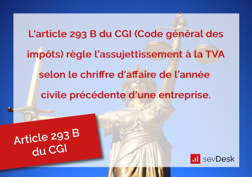 article 293 b du cgi