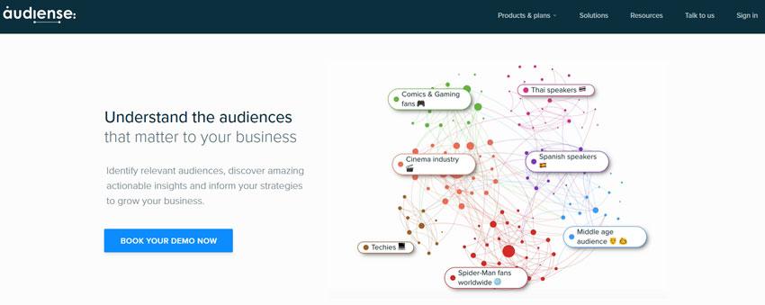 Audiense Monitoring Tool
