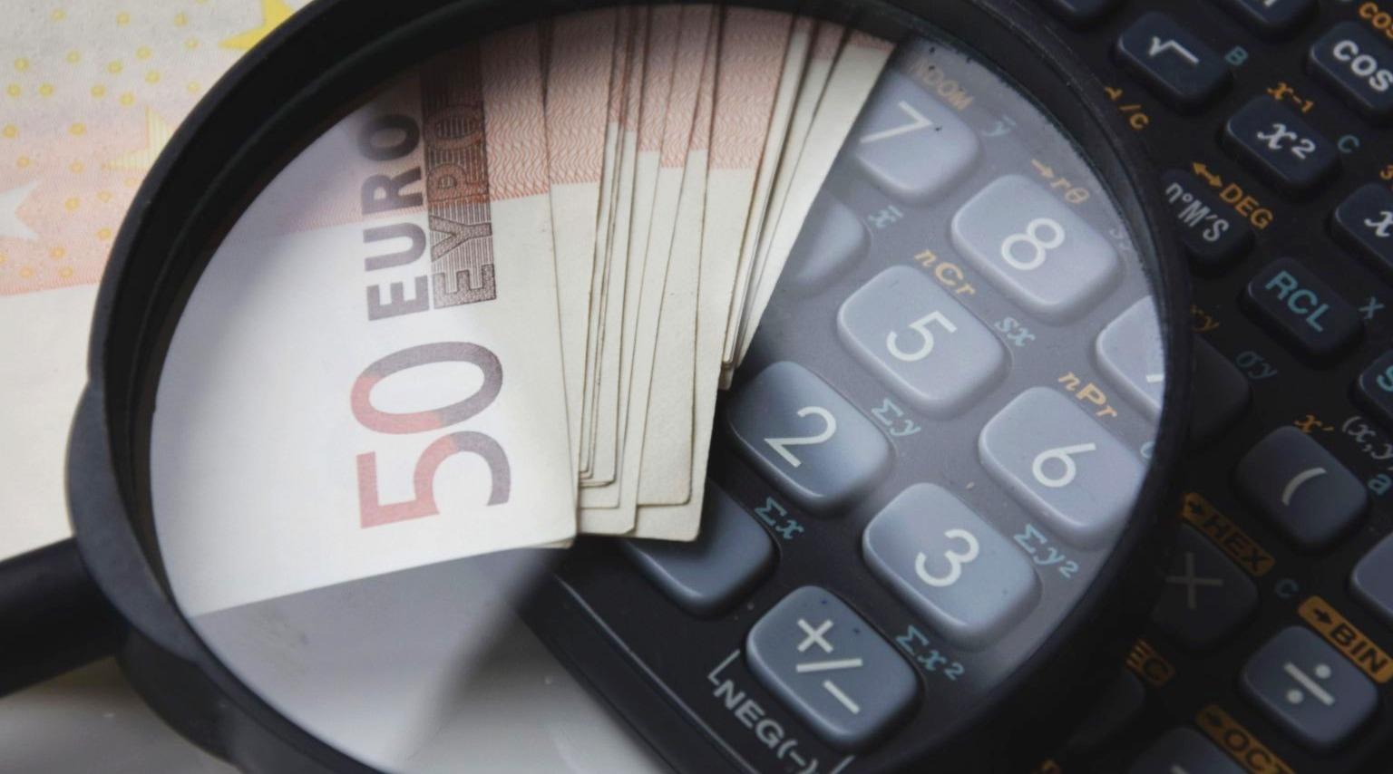 Gehaltsabrechnung aufbewahren