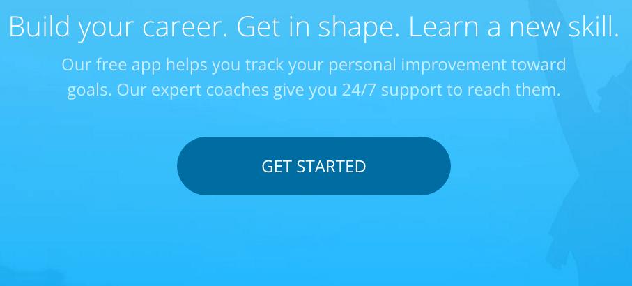Coachme hilft Gewohnheiten zu trainieren