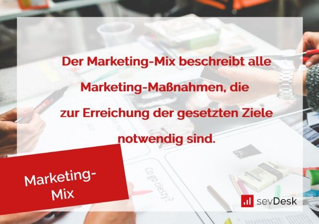 Definition Marketing-Mix
