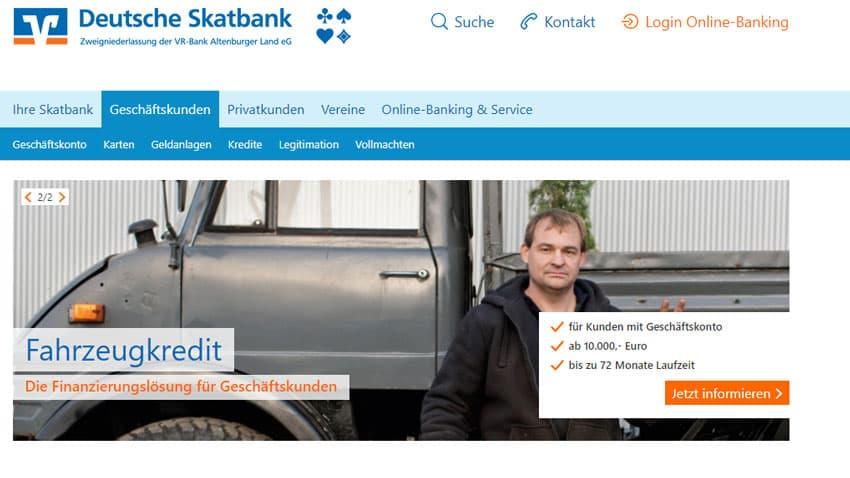 die deutsche Skatbank