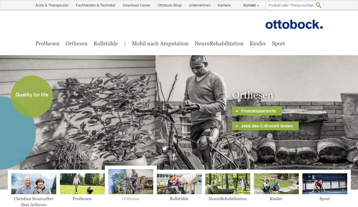 Otto Bock Health-Care