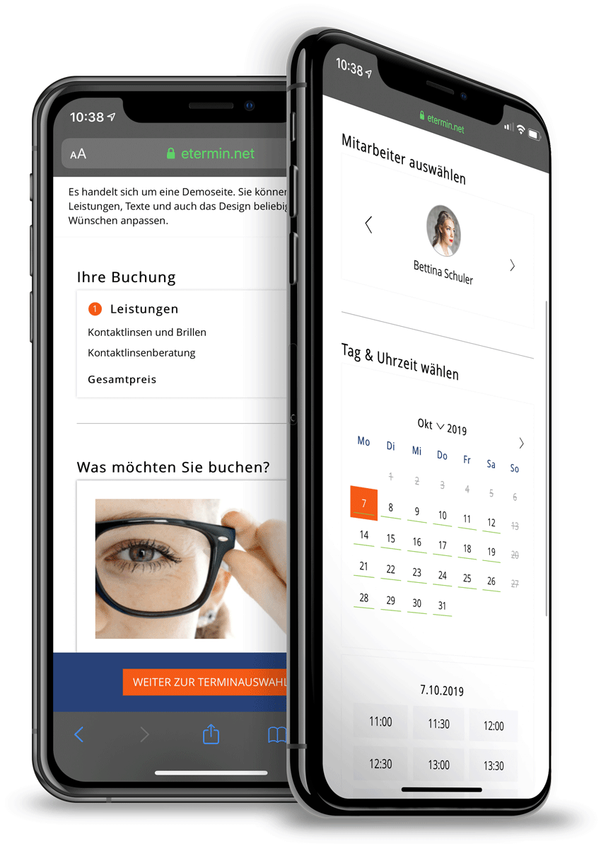 eTermin-Augenarzt