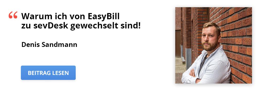 easybill alternative