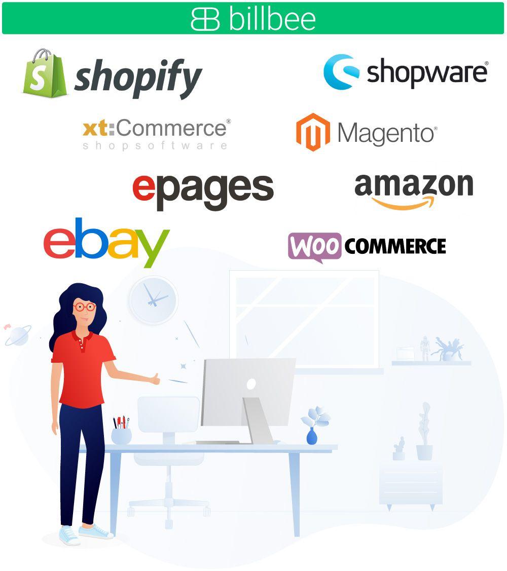 Buchhaltungssoftware für online shops und ecommerce