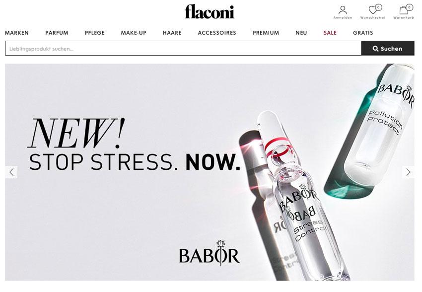 flaconi Online Parfümerie
