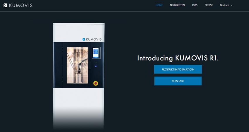 Startup Kumovis