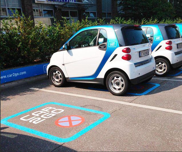 Carsharing passives Einkommen