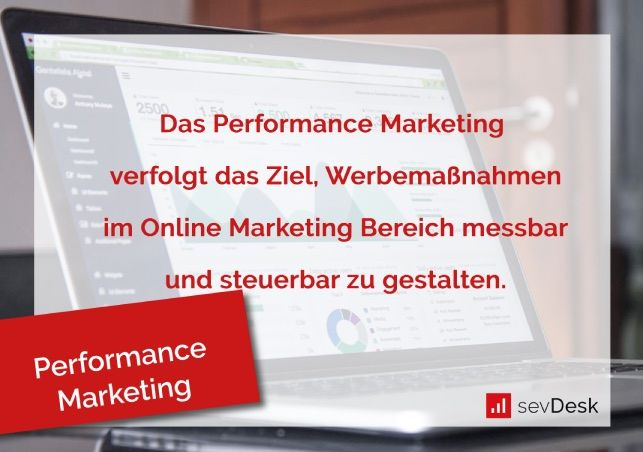 Definition Performance Marketing