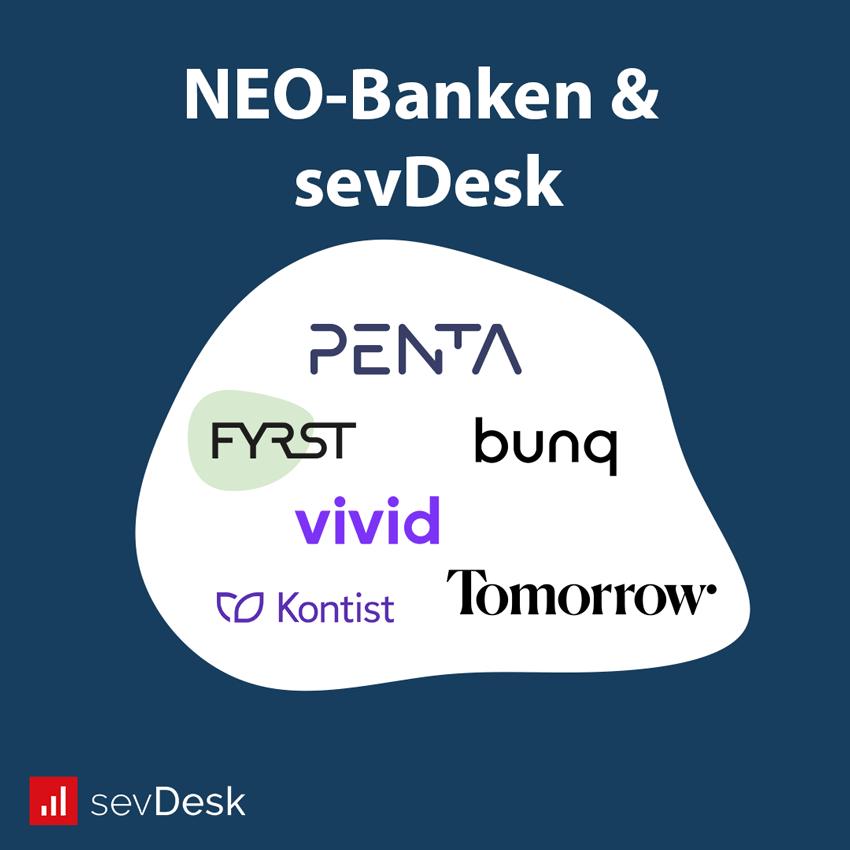 NEO-Banken und sevDesk