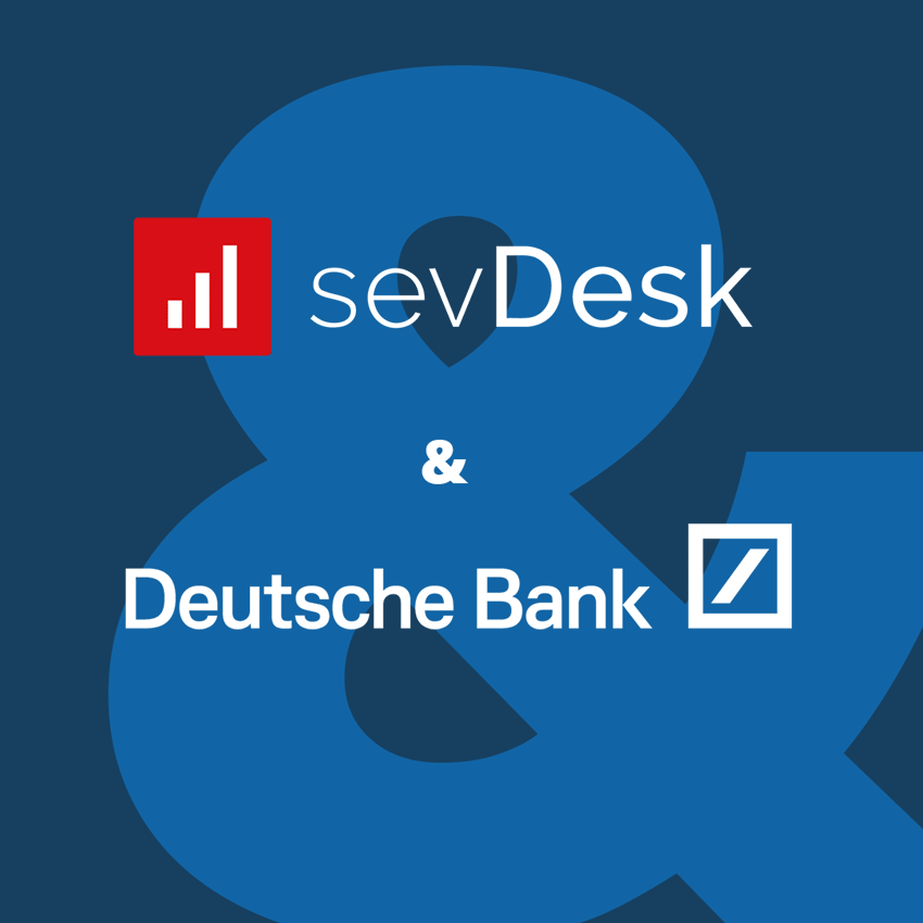 Deutsche Bank und sevDesk