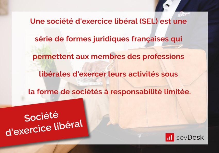 societe dexercice liberal