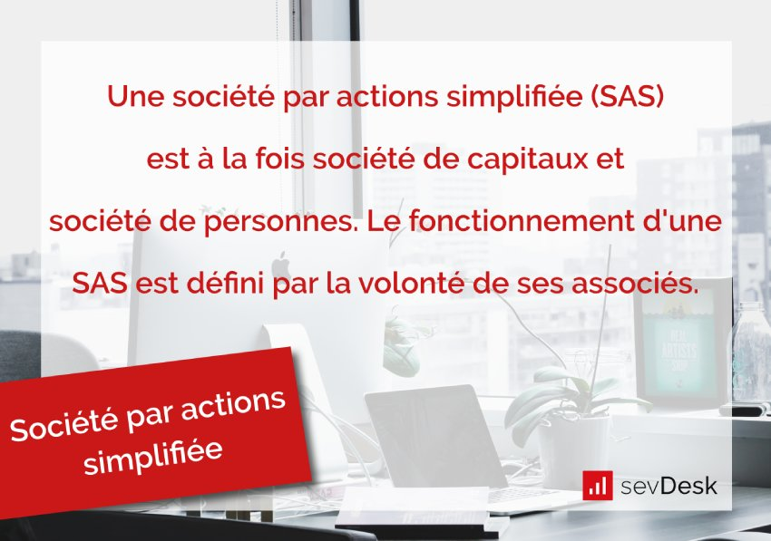 societe par actions simplifiee