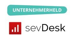 sevDesk und Unternehmerheld