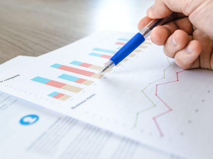 Wachstumsrate-von-Unternehmen